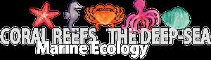 サンゴ礁と深海の研究