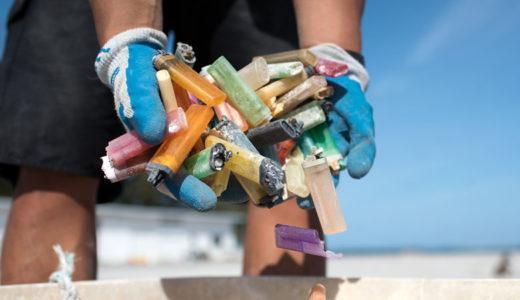 どうする?海のプラスチックー朝日中高生新聞に取材協力