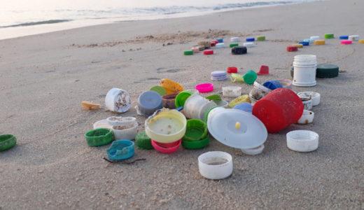 アウトドアフィットネス・BEACH葉山でプラスチック講演